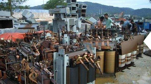 西寧廢舊工程設備回收